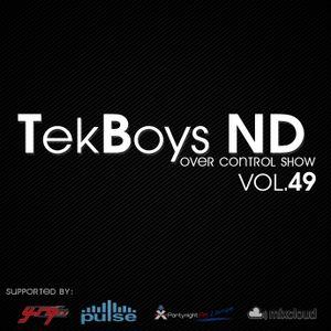 TekBoys ND - Over Control Vol.49