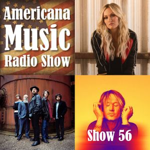 Americana Music Radio Show 56