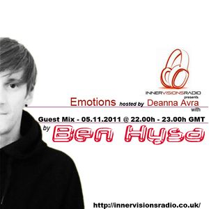 Emotions on Innervisions Radio - Guest Mix /w Ben Hysa [Nov 2011]