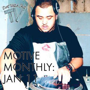 Motive Monthly: Jan 2011