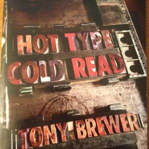 Tony Brewer on KLL [2.20.24] Poems. Radio plays. Roller Derby zombies
