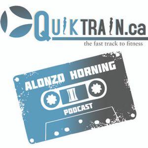 Alonzo Horning - QUIKTRAIN workout mix (Nov 2012)
