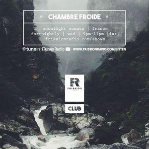 Chambre Froide #28 w/ Moonlight Sonata - Binaural Activity