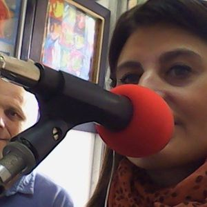 Geraldina Rayo y Gustavo Bonifetto