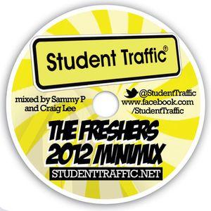 STUDENT TRAFFIC DJs - Freshers Sampler Mix 2010