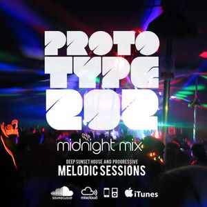 Midnight Mix - The Melodic Sessions