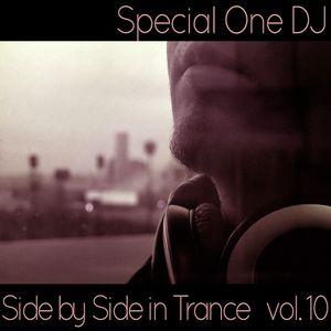 Side by Side in Trance - volume 10