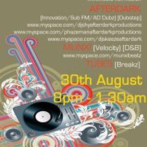 Taboo Breakz set @ Ja Ja Bar East Grinstead 30/8/09