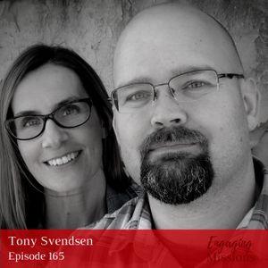 Tulsa to Ireland: How to Reach the Nations, with Tony Svendsen – EM165
