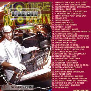 Rap House Mix