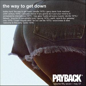PAYBACK Vol 57 May 2007