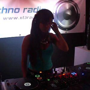Daniela Haverbeck at XT3 Radio - Schranz & Industrial Mix (2010)