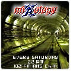Unique @ ANS miXology 102 FM (underground)