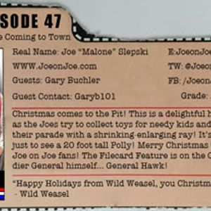 G.I. Joe Ep 47: Cobra Claws are Coming to Town w/ Gary Buchler