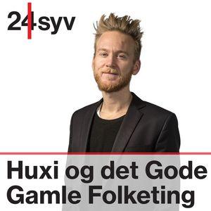 Huxi og det Gode Gamle Folketing uge 16, 2014 (2)