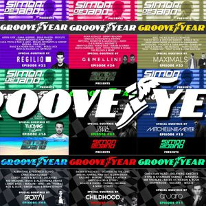 Best of 2016 - Groove Year #025 [the final episode]