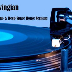 Merovingian Dub Techno Session 4 (25-01-16)