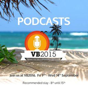 Adam Rogers Vocal Booth Weekender 2015