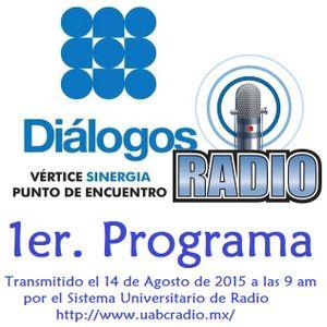 Diálogos Radio. Programa 1