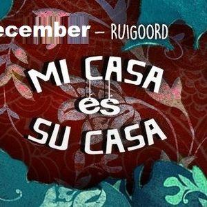 Dj vagepaul - Live Koubouter Huisje - Ruigoord party Mi Casa es Su Casa 2016 - Riemix
