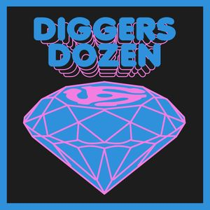 DJ Skamrok - Diggers Dozen Live Sessions (December 2015 London)
