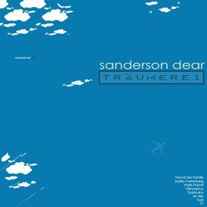 Sanderson Dear - Traumerei