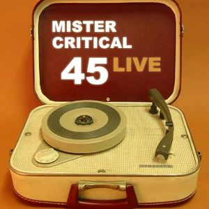 MR.CRITICAL - 45 LIVE mixtape