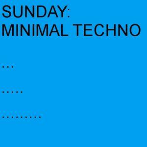 sunday.minimal.techno.set