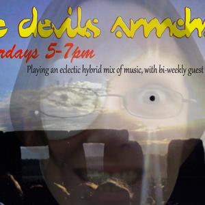DevilsArmchair feat.Brooksie-Sat 8th Oct-6-7pm