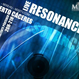 Roberto Cáceres - Resonance Mix 2010.11.19 @ www.mix8Tv.com