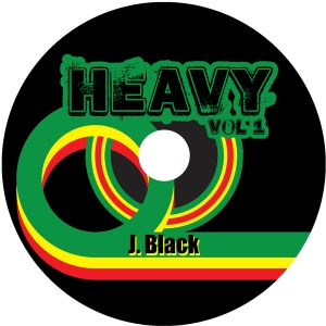 J-Black / Daddytone (Reggae and Dub Radio show featuring Heavy Vol. 1 + Hilton Street Sessions)