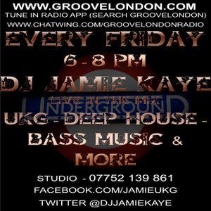 GrooveLondon Radio Show - 06-27-14 #RIPMCSPARKS