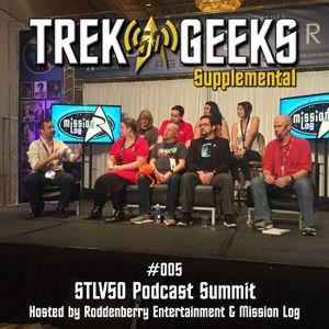 SE005 - STLV5 Podcast Summit