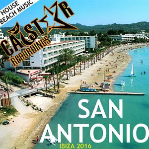 CATSTAR RECORDINGS DJ MIX - SAN ANTONIO, IBIZA 2016 [house beach music]