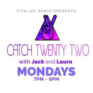 Catch Twenty-Two with Jack & Laura | 26-06-17