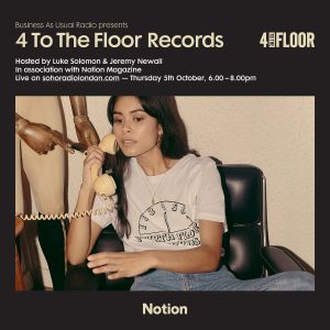 Business as Usual presents: 4 to the Floor Records (05/10/2017)