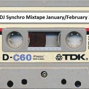 DJ Synchro Mixtape January-February 2012