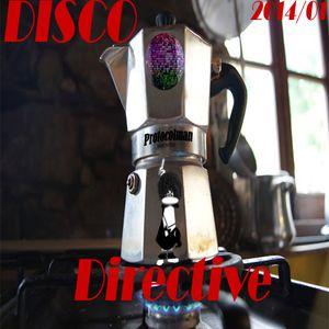 Protocolman Disco Directive 2014/1