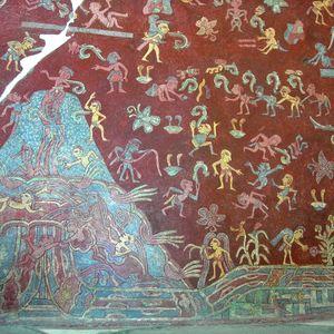 Lo nuestro: el Tlalocan y el verano
