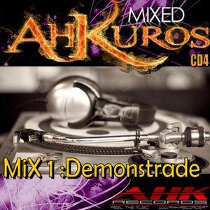 CD 04 - Mix 1 : Demonstrade