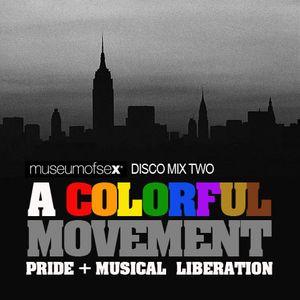 A COLORFUL MOVEMENT: PRIDE + MUSICAL LIBERATION