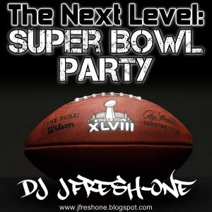 TheNextLevel: Super Bowl Party