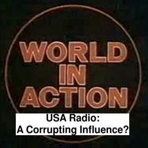 """Granada TV Audio =>> """"World In Action"""" - Is USA Radio A Corrupting Influence? <<= Mon, 4th Jan. 1971"""
