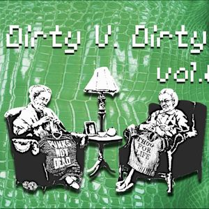 """Dirty V. Dirty vol.8 (mp3) """"Promotion Use Only"""""""