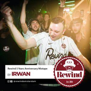 REWIND 5 YEAR ANNIVERSARY MIXTAPE BY DJ IRWAN