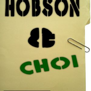 Hobson & Choi Podcast #1 - Induction Day Blues - By Nick Bryan