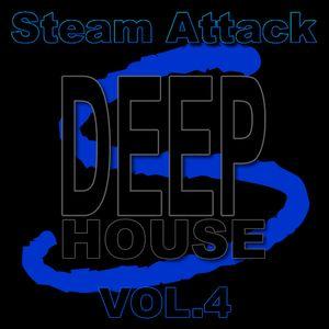 Steam Attack Deep House Vol. 4