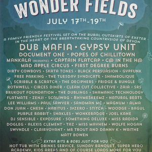 Wonder Fields Mix