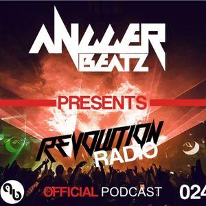 Angger Beatz - Revolution Radio #024