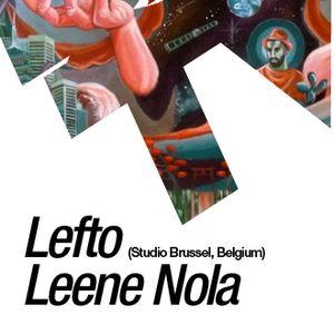 DJ LEFTO + Leene Nola on DZ TV Livestream on the 18th of March